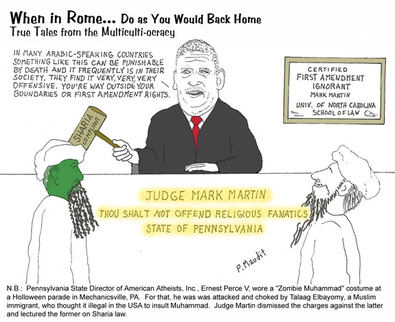 Judge Mark Martin