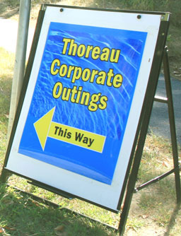 Thoreau Corporate Outings